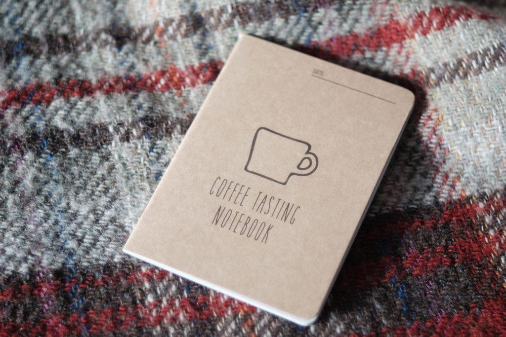COFFEE TASTING NOTEBOOK