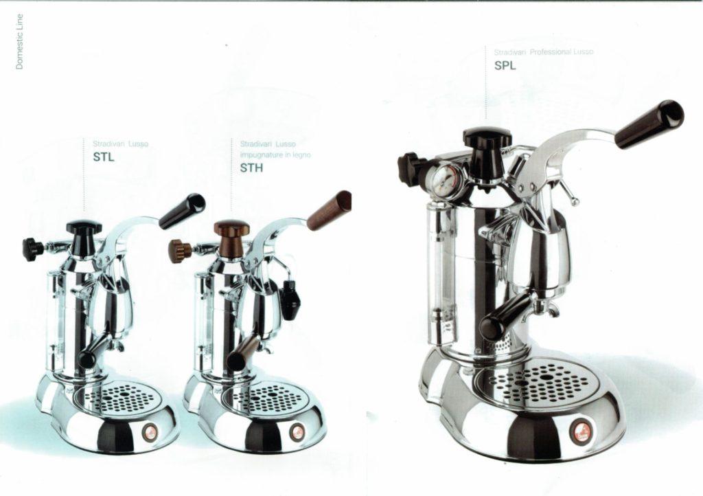 La Pavoni Espresso Lever Machine-4