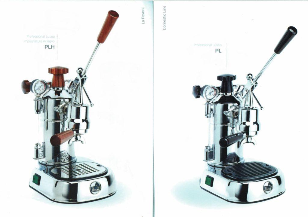 La Pavoni Espresso Lever Machine-2