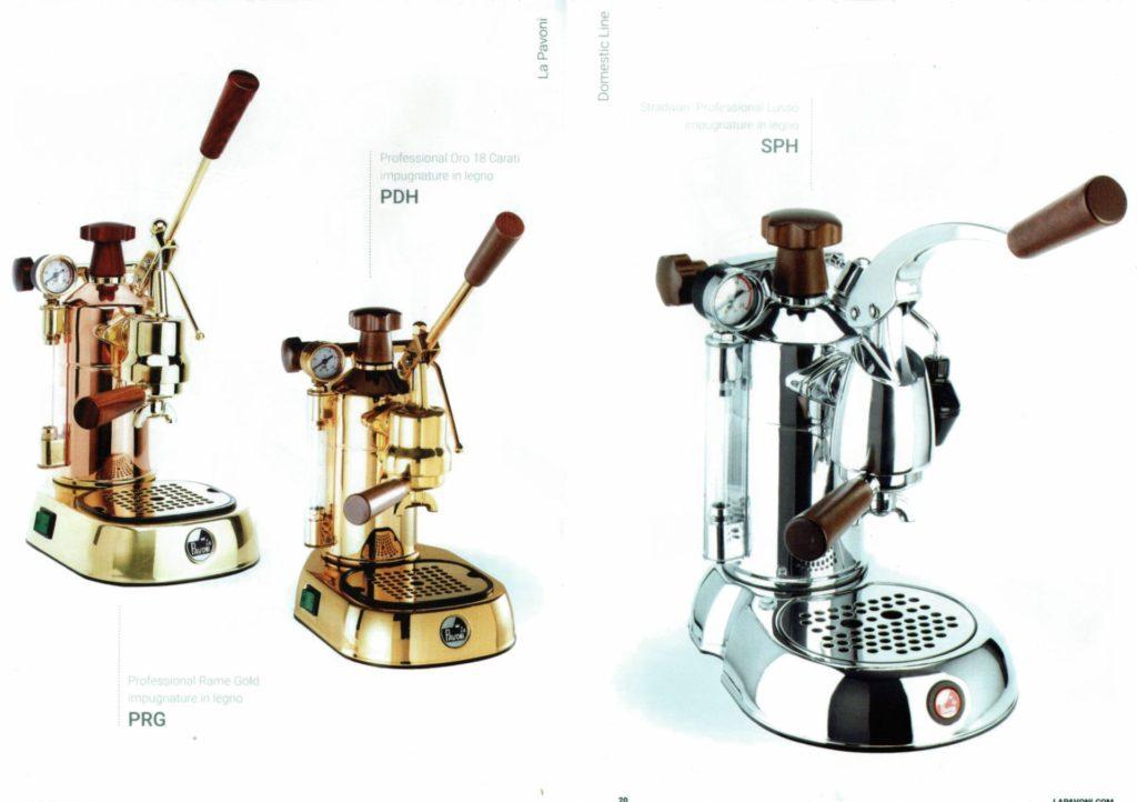 La Pavoni Espresso Lever Machine-3