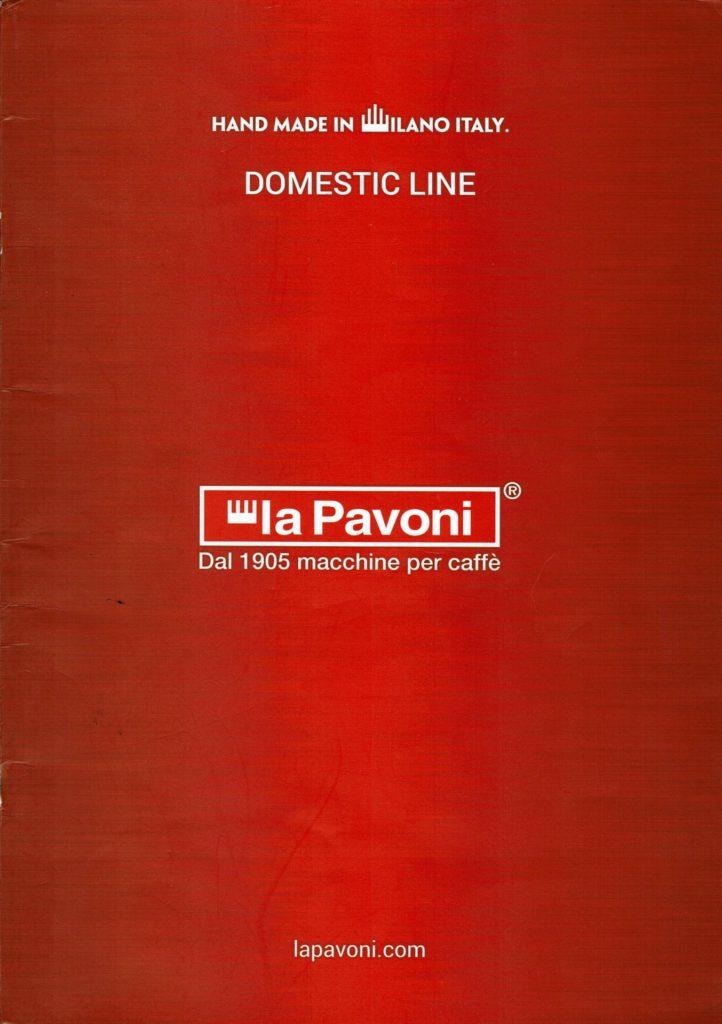 La Pavoni Espresso Lever Machine-7