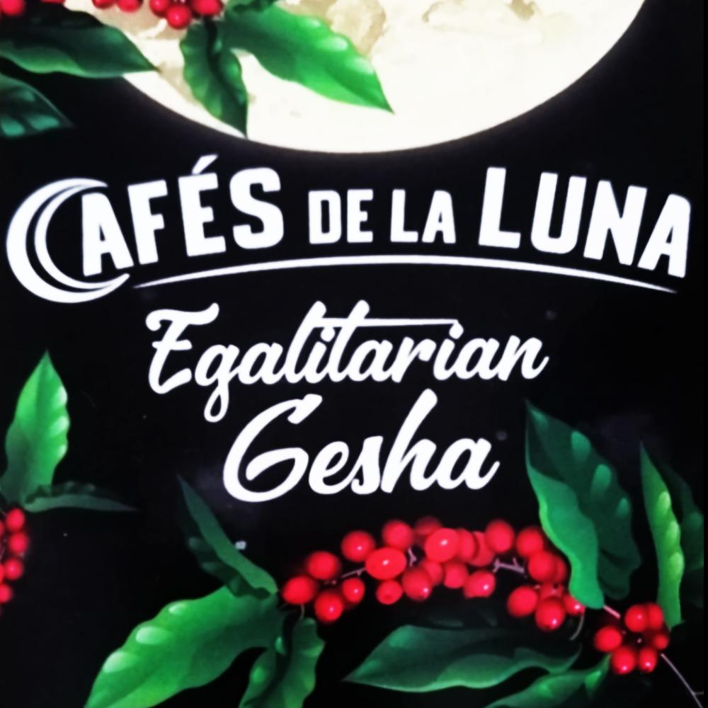 Limited coffee/PANAMA -Cafe de la Luna--1